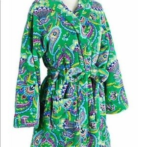 Terry house robe.